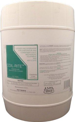 Rectorseal 82614 5-Gallon Coil-Rite Coil Cleaner