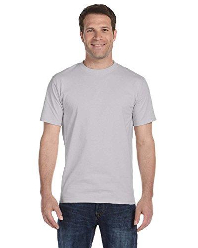 (Gildan Men's Dryblend Moisture Wicking T-Shirt, Sport Grey, L)