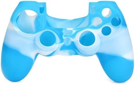 Funda Carcasa Silicona de Mando Consola para PS4 Playstation 4: Amazon.es: Juguetes y juegos