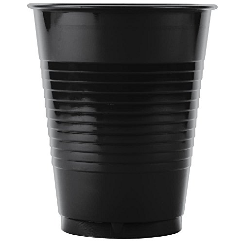 28312481 16 oz. Hunter Green Plastic Cup - 240/Case By TableTop King