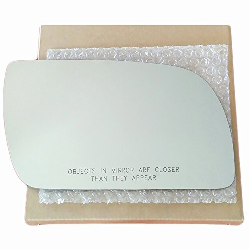 Mirror Glass and Adhesive Chevy C or K Sieries / Tahoe / GMC Sierra / Yukon Truck Van Passenger Right Side Replacement