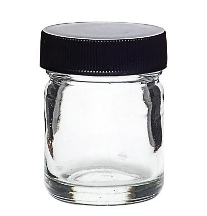 Amazoncom Glass Gram Jar Air Tight Medical Marijuana Cannabis