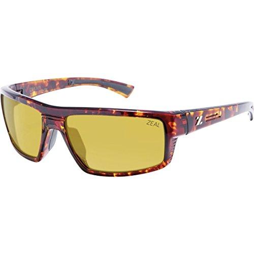 Zeal Optics Unisex Decoy Colorado Tortoise/Polarized Auto Lens - Zeal Sunglasses Warranty