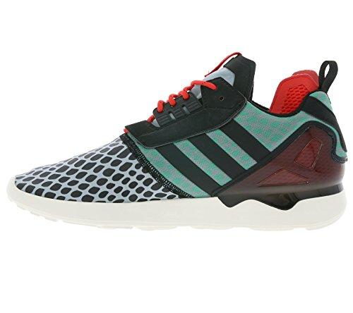 Adidas ZX 8000 Boost - Zapatillas para hombre Mist Slate F15-St/Core Black/Tomato F15