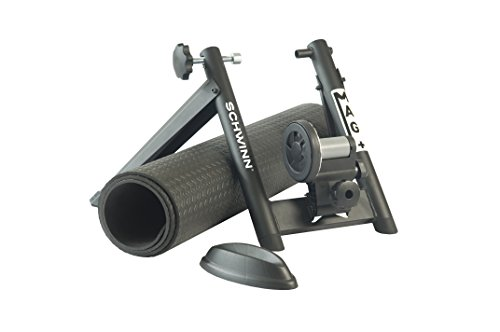 Schwinn Mag Resistance Bicycle Trainer Kit, Black