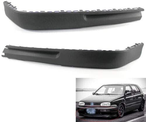 Aler/ón de Parachoques Delantero para VW Golf//Jetta MK3 Euro VR6 93-99 FidgetGear