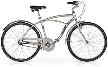 Speedcross bicicleta Cruiser 26 Aluminio Nexus – 3 Vel.: Amazon.es ...