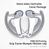 VR controller grip cover for Valve Index-Never lose
