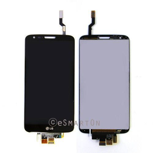 [New LG G2 D800 D801 D803 LCD Screen Touch Digitizer Assembly Replacement Part] (G2 Replacement)