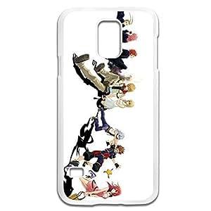 Kingdom Hearts Non-Slip Case Cover For Samsung Galaxy S5 - Heart Skin