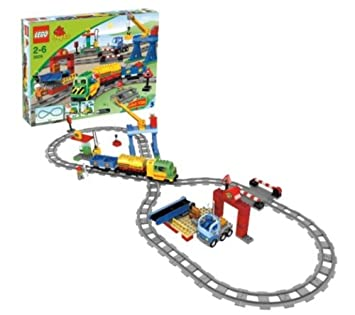 Lego Duplo Deluxe Train Set 5609 Duplo Play With Numbers