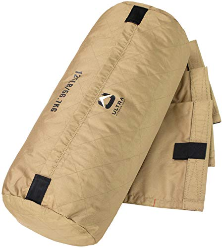 Ultra Fitness Gear Sandbag, 125 Pounds (Lbs), Fillable Heavy Duty Workout Sand Bag for Functional Strength Training, Dynamic Load Exercises, Crossfit, WOD's, General Fitness and Military Con