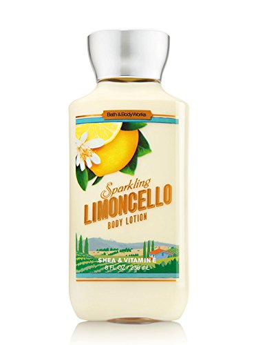 Bath & Body Works Shea & Vitamin E Lotion Sparkling Limoncello (Best Lemons For Limoncello)