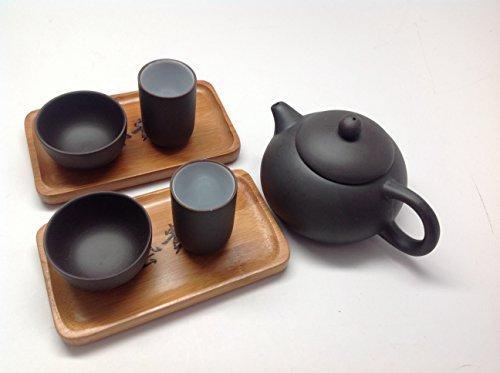 Yixing Clay Tea Pot - 8