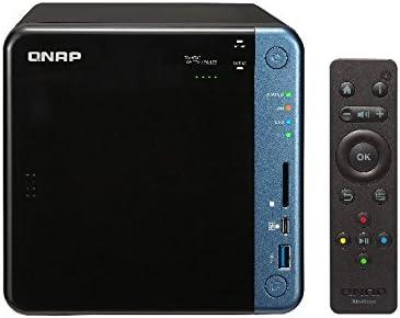 QNAP TS-453B NAS Escritorio Ethernet Negro - Unidad Raid (Unidad ...