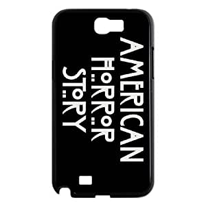 American Horror Story DIY Cover Case with Hard Shell Protection for Samsung Galaxy Note 2 N7100 Case lxa#275273