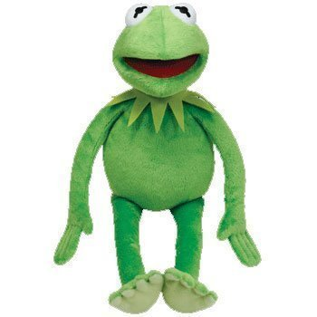 Frog Body Puppet - TY The Muppets Kermit The Frog Plush Toy