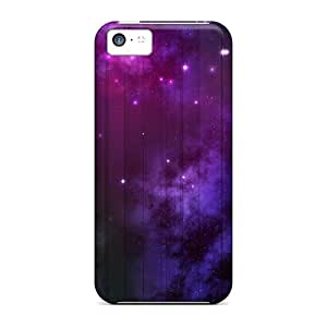 For Iphone 5c Protector Case Sci Fi Space Phone Cover