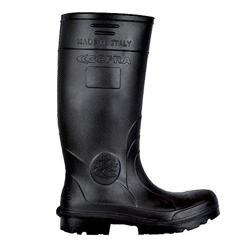 """Cofra 00010–034.w37Talla 37S5""""Fisher Zapatos de seguridad, color negro"""