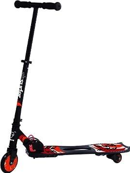 JD Bug Air Surfer - Patinete rojo rojo Talla:760 x 310 x 910 ...