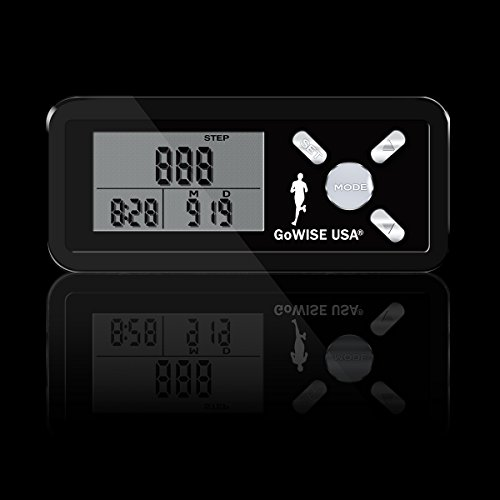 GoWISE USA Technology Digital Pedometer