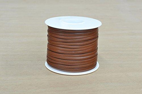 Calfskin Leather Lacing Spool 1/8