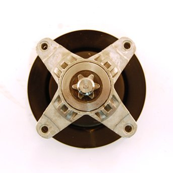 (MTD LAWN MOWER PART # 918-04456 SPINDLE Assembly-PULLEY)