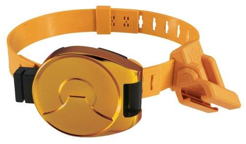 Power Rangers Shinkenger Toy Hidden Disk Belt (Power Ranger Belt)