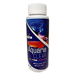 Wild Fish Friendly Aquarium Cloudnes Remover Clear Water Conditioner – 120Ml