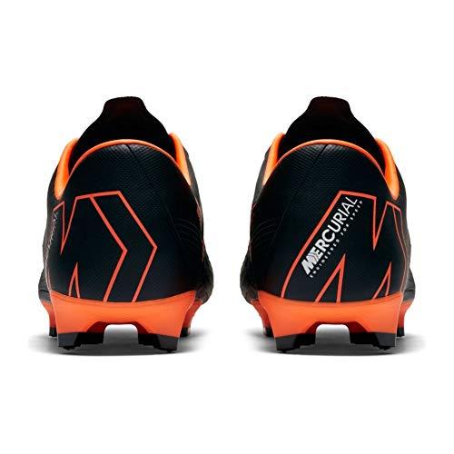 12 De w Total Pro Chaussures noir Multicolore Nike Fg Fitness Orange 081 Vapor Unisex Adultes gOqxaY