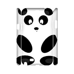 Custom New Case for Samsung Galaxy Note 2 N7100 3D, Panda Phone Case - HL-R654535