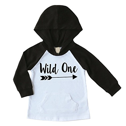 One Year Old Birthday Boy Hoodie First Birthday Boy Outfit