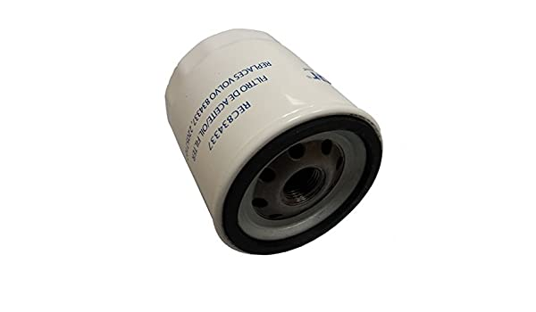 Oil filter for Volvo Penta 2001 2002 2003 MD3 MD11 MD17 RO 22057107 834337