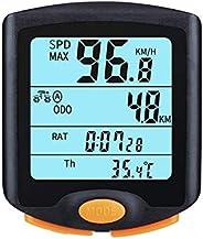 Forart Wired/Wireless Bike Cycling Bicycle Cycle Computer Odometer Speedometer Cycling Odometer Speeding Alert