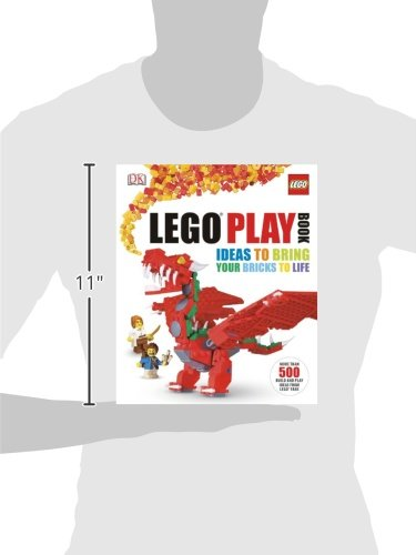 LEGO Play Book: Ideas to Bring Your Bricks to Life by DK Publishing Dorling Kindersley (Image #6)