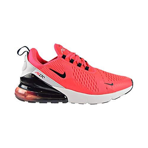 Nike Men's Air Max 270 Red Orbit/Black/Vast Grey Mesh Running Shoes 9 M US