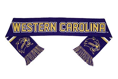 Western Carolina Scarf - WCU Catamounts Knitted Classic