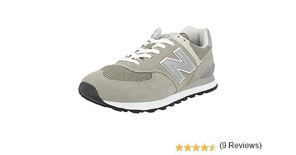 New Balance Ml574egg, Zapatillas para Hombre, Gris Grey, 44 EU ...