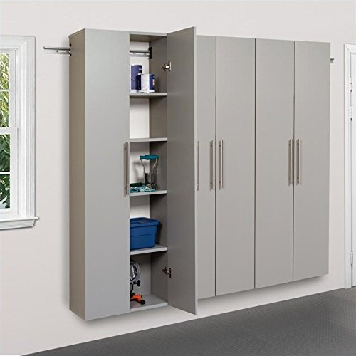 24 in. Storage Cabinet - Set of 3