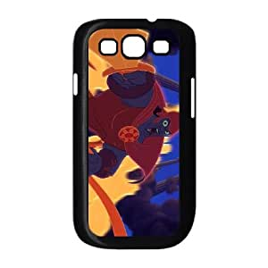 Samsung Galaxy S3 9300 Cell Phone Case Black Hercules Character Apollo T4361975