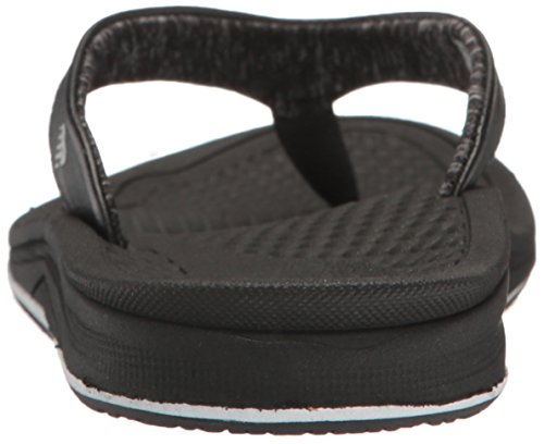 New Balance Womens Renew Thong Sandal Black
