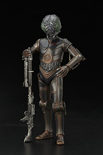 Kotobukiya Star Wars Bounty Hunter 4-Lom Artfx+ Statue ()