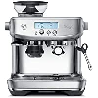 Sage Appliances SES878BSS the Barista Pro Bean to Cup
