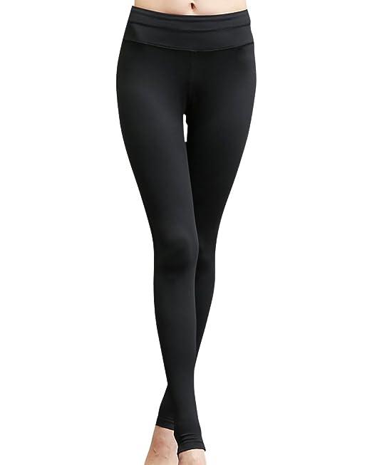 ShiFan Mujer Pantalones Elásticos De Yoga Deportivos Y ...