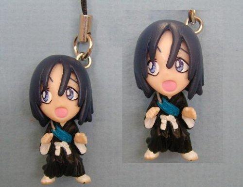 Anime Bleach Figure Cell Phone Strap Keychain Yamada Hanataro
