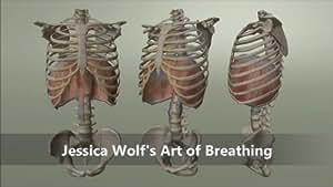 Jessica Wolf's Art of Breathing: Rib Animation DVD