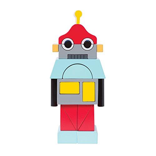 Manhattan Toy 213750 Magnetic Stacking