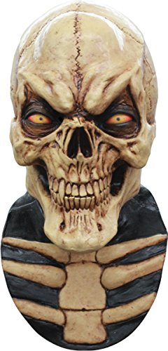 Morris Costumes TB26454 Grinning Skull (Morris Skull Mask)