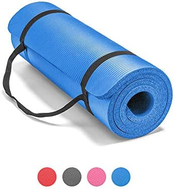 LOKATSE HOME All Purpose Thick Yoga Mat