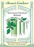 "Beans, Bush, French Filet, ""Rolande"" Seeds"